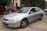 2005 Honda Accord EX # 049713