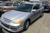 2001 Honda Civic LX Coupe #55916
