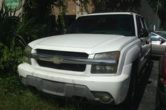 04 Chevy Avalanche #181162