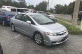 09 Honda Civic LX # 319051